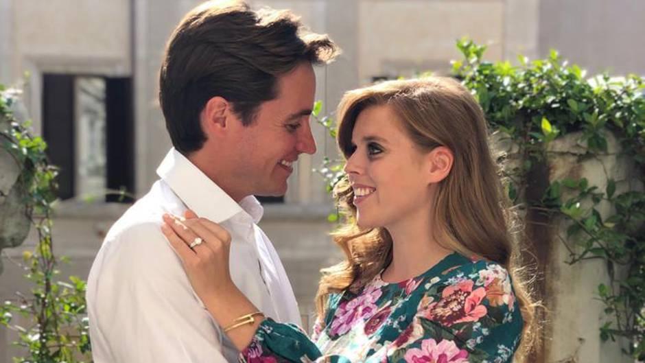Prinzessin Beatrice hat sich verlobt