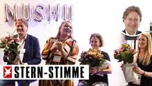 Frank Behrendt zu Gast beim Frauen-Business-Netzwerk Nushu