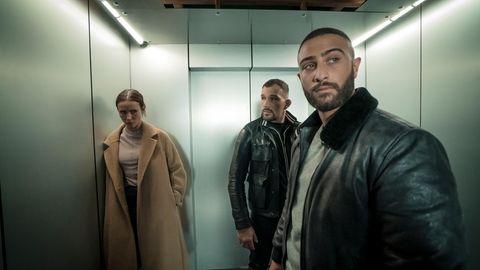 """Deutsche Netflix-Serie """"Skylines"""""""