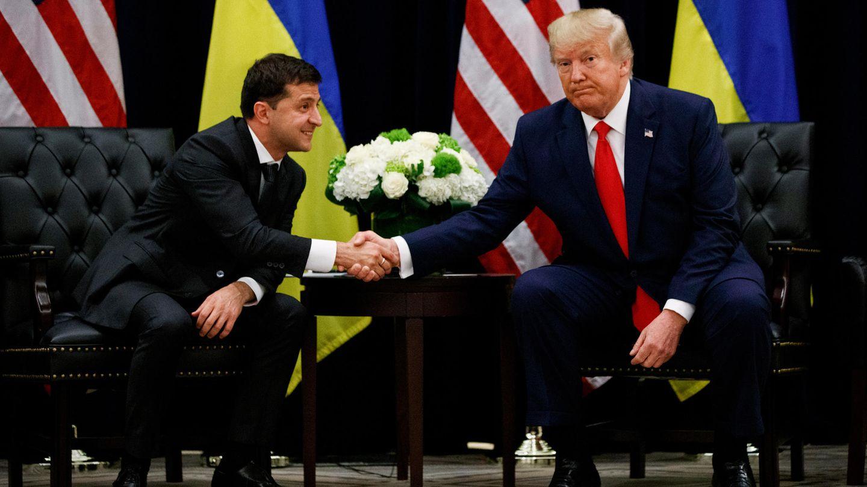 Donald Trump und Wolodimir Selenskyj