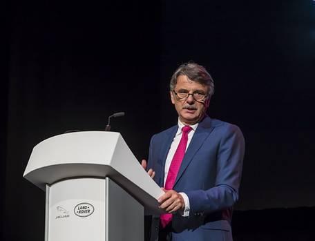 Jaguar Land Rover-Chef Ralf Speth erteilt der Brennstoffzellenmobilität eine Absage