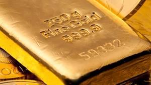 In China hat ein Mann 13,5 Tonnen Gold in seinem Keller gehortet (Symbolbild)