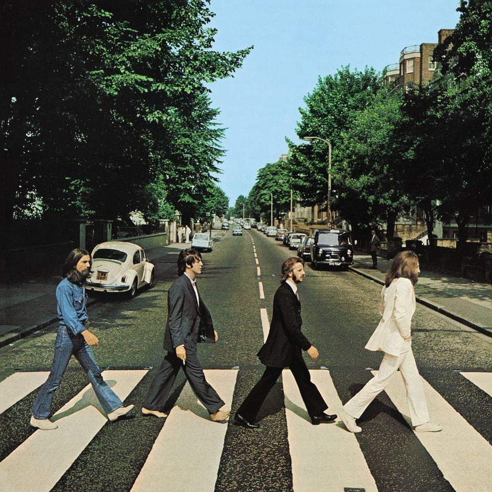 """""""Abbey Road"""" von den Beatles"""