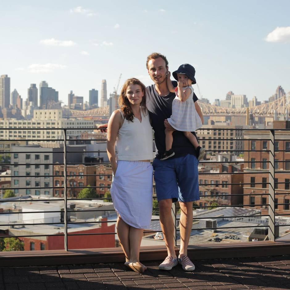New York : Ein Paar ist in New York jeden Monat umgezogen – und weiß jetzt, was es wirklich glücklich macht