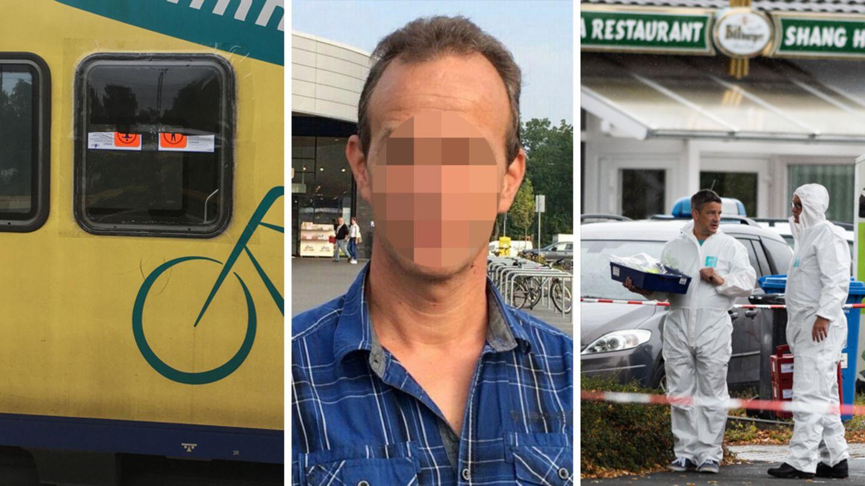 Zugfenster, Verdächtiger, Tatort in Göttingen