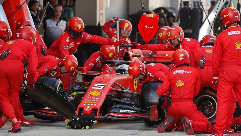 Nach Debakel: Ferrari kommt in den sozialen Medien nicht gut weg
