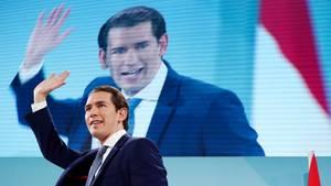 Die konservative ÖVP von Parteichef Sebastian Kurz hat die Parlamentswahlen in Österreich mit großem Vorsprung gewonnen