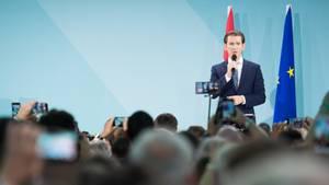 Der alte, neue Kanzler Österreichs: Sebastian Kurz