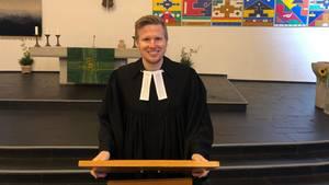 Pastor Jonas Goebel