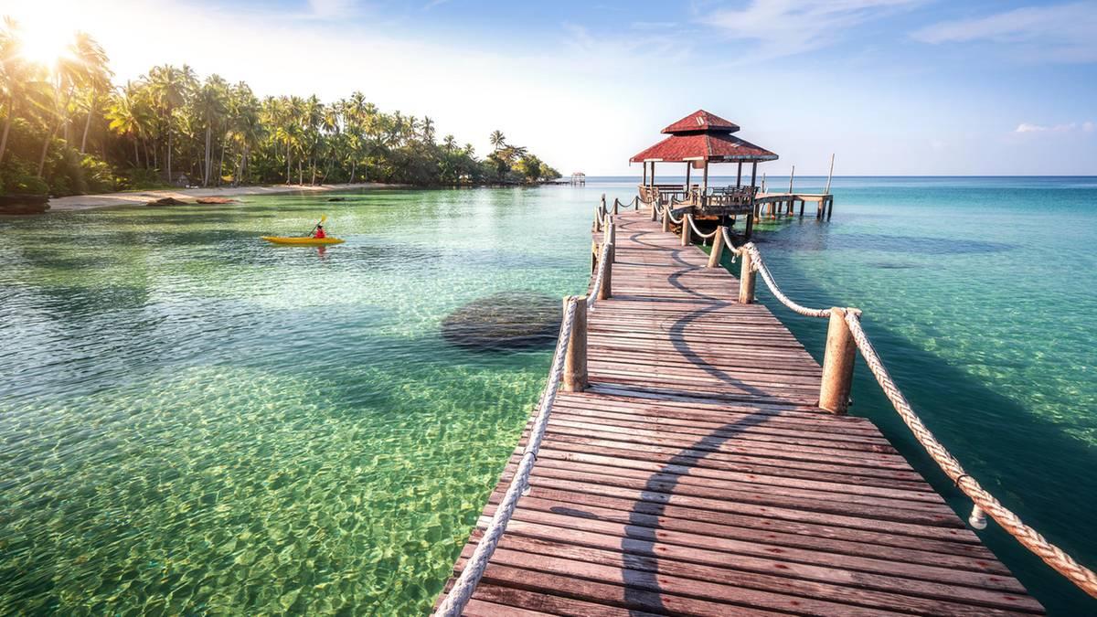 Traumziel in Asien: Inseln, Tempel, stille Buchten: Acht Tipps für den Thailand-Urlaub