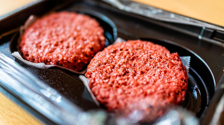 Fleisch und Klima: Burgerfleisch