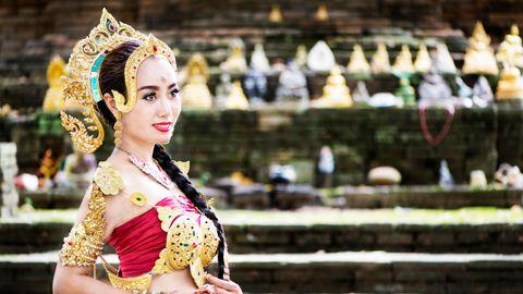 Thailänderin