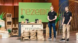 Rezemo bei DHDL