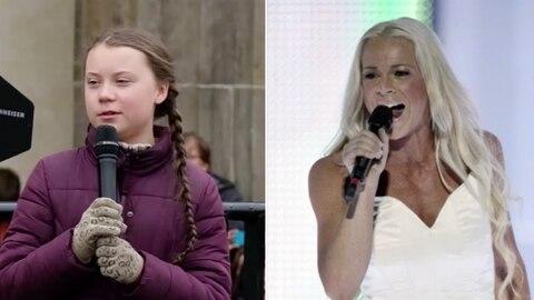 Greta Thunbergs Mutter ist die Opernsängerin Malena Ernmann