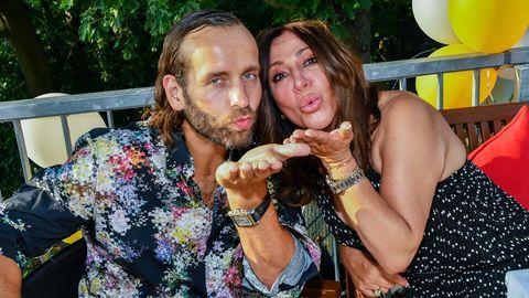 Silvio Heinevetter und Simone Thomalla sind seit zehn Jahren ein Paar