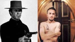 Männlichkeit im Wandel: Clint Eastwood und Jan Böhmermann