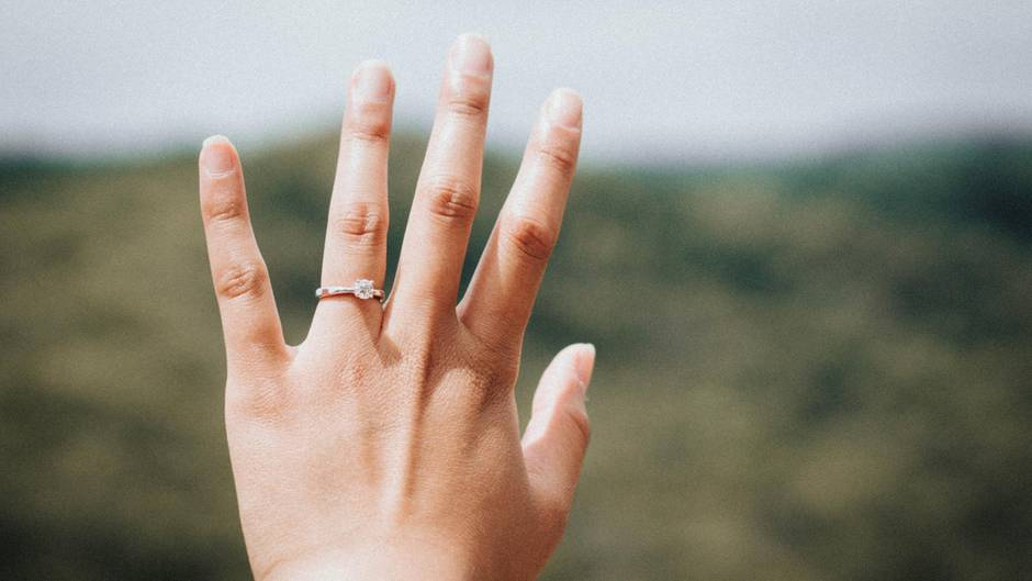 Twitter: Frau verkleidet sich als Busch zur Verlobung ihrer Schwester