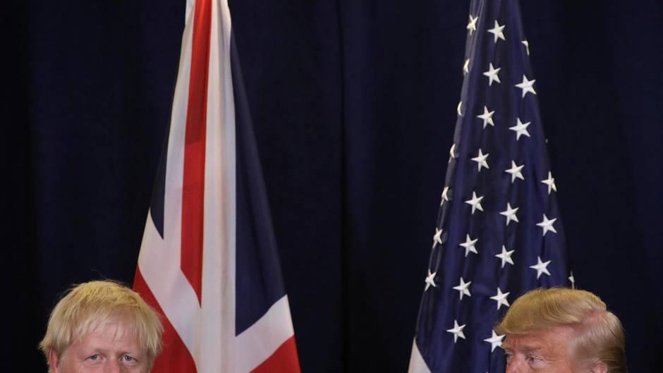 Donald Trump und Boris Johnson gefährden die Demokratie