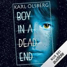 """Die Hörbuchfassung von Karl Olsbergs """"Boy in a dead end"""" dauert acht Stunden und ist als Download erhältlich."""