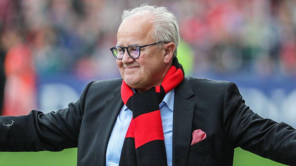 Der neue DFB-Chef und Winzer Fritz Keller im Porträt