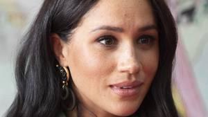 Meghan, die Herzogin von Sussex, besucht derzeit Südafrika