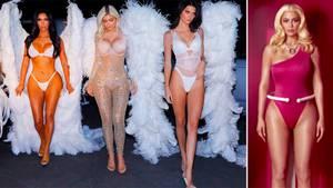 Die Kardashians beeindrucken mit ausgefallenen Kostümen