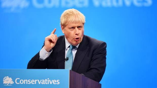 Boris Johnson will der EU neue konkrete Vorschläge zum Brexit vorlegen