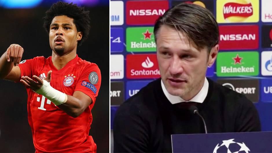 """Champions League: Kovac nach Kantersieg: """"Sieht so aus, dass mir London liegt"""""""