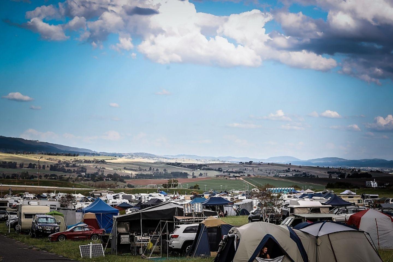 Mount Panorama Circuit Bathurst / New South Wales