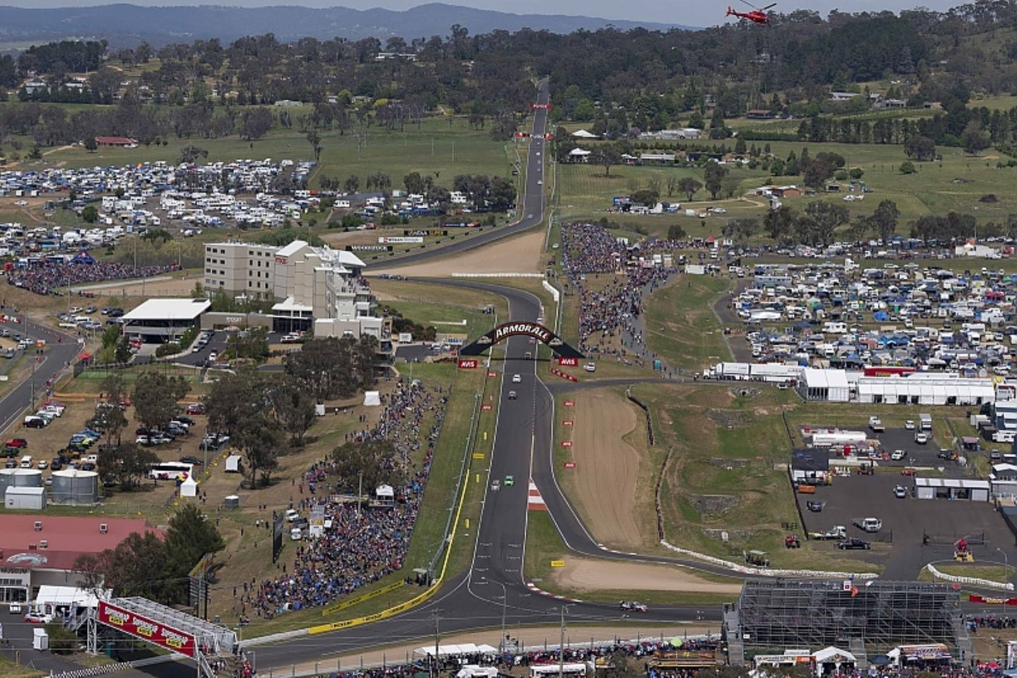 Mount Panorama Circuit Bathurst / New South Wales