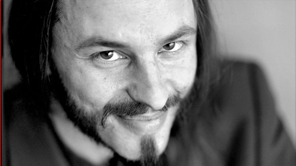 Peter Lundin lächelt in die Kamera