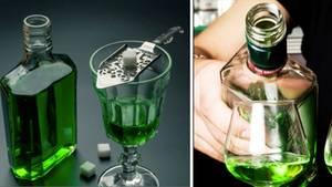 So trinken Sie Absinth richtig