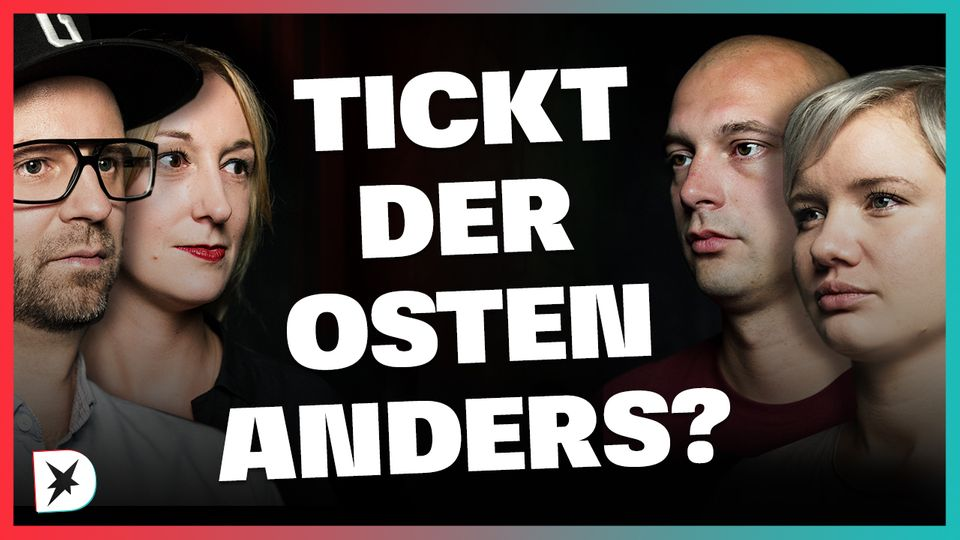 DISKUTHEK: Ossis, Wessis oder Deutsche – wie gespalten ist unser Land?