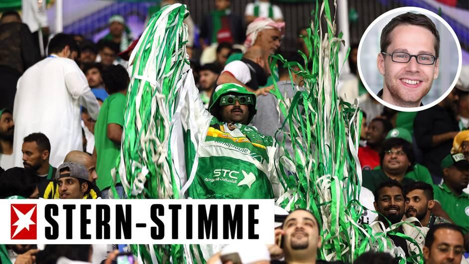 Fußballfans in der arabischen Welt