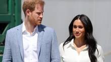 Prinz Harry und Herzogin Meghan zum Abschluss ihrer Afrikareise in Johannesburg