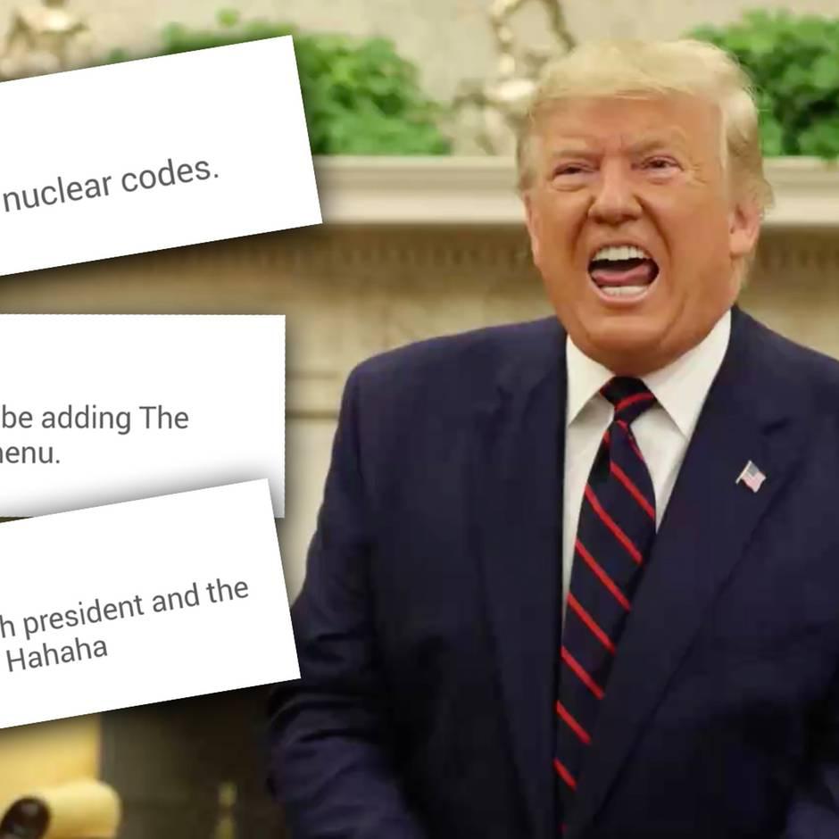 17-minütige Hass-Tirade: Donald Trump kapert Pressekonferenz mit finnischem Präsidenten - So bewerten die Nordländer den Wutausbruch
