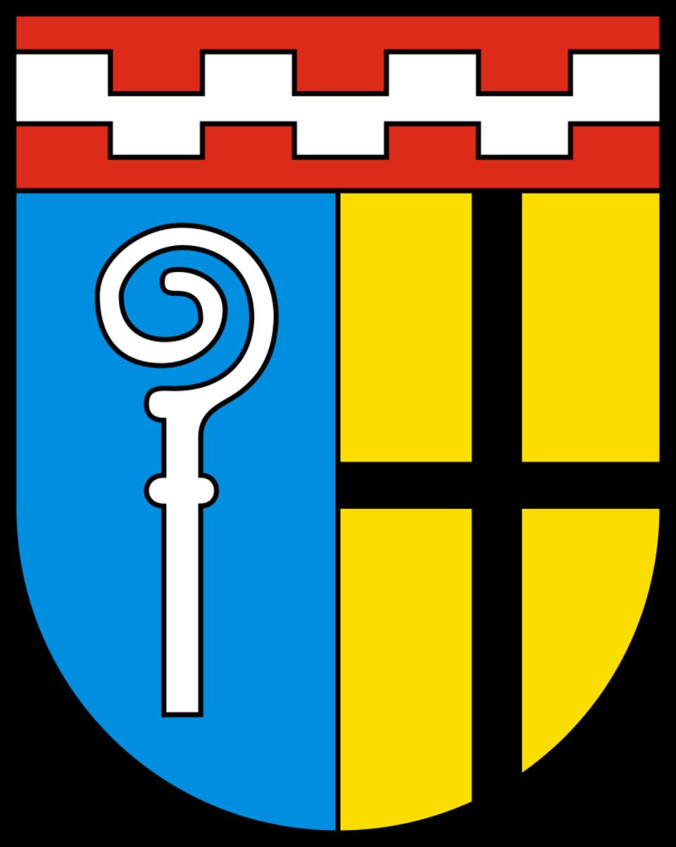 Wappen der Stadt Mönchengladbach