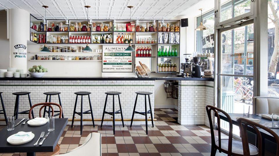 Dante Bar, New York