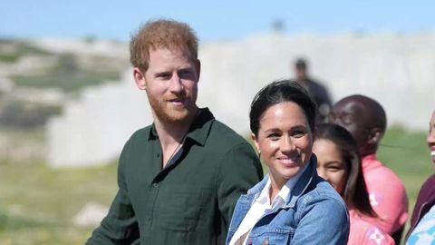 Herzogin Meghan: So macht sie Prinz Harry eine Liebeserklärung