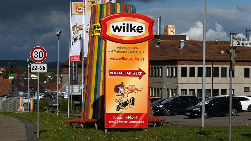 BeiWilke Waldecker Fleisch- und Wurstwaren GmbH verlieren rund200 Mitarbeiter durch die Insolvenz ihren Job
