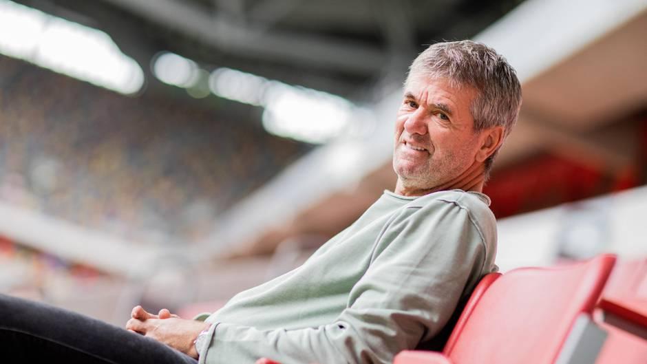 Friedhelm Funkel macht sein 500. Bundesligaspiel als Trainer