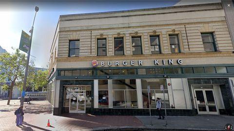 """Fast Food: """"Es war der schlimmste Burger King der Welt"""" - jetzt ist er geschlossen"""