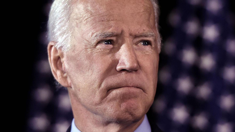 Joe Biden, Bewerber um die Präsidentschaftskandidatur der US-Demokraten