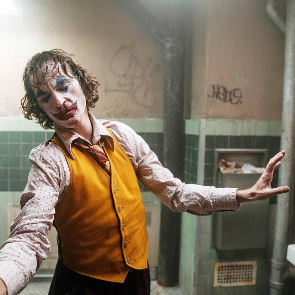 """Verfilmung des Comics: Kein Witz! """"Joker"""" blickt so eindringlich in die Seele eines Mörders, dass die Polizei warnt"""