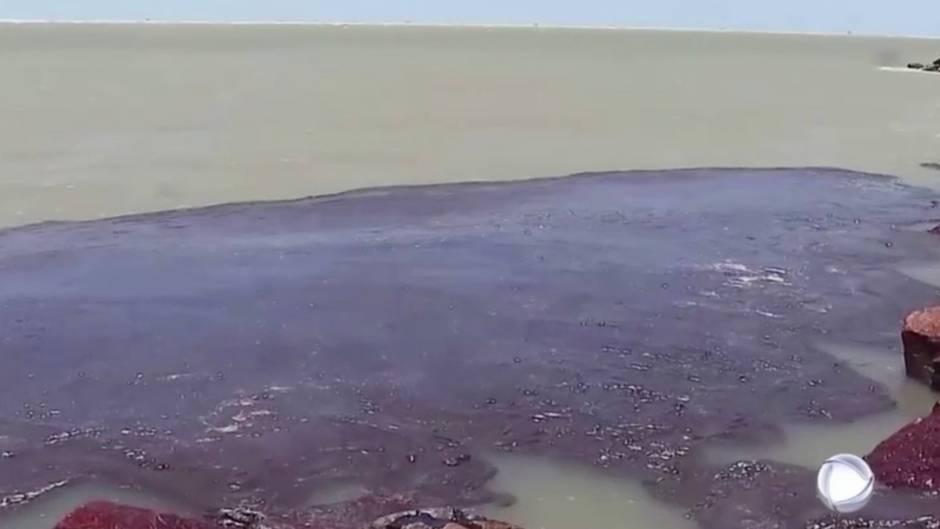 1500 Kilometer betroffen: Rätselhafte Ölpest breitet sich an Brasiliens Stränden aus