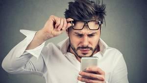Nicht nur Smartphones machen unsere Augen immer schlechter
