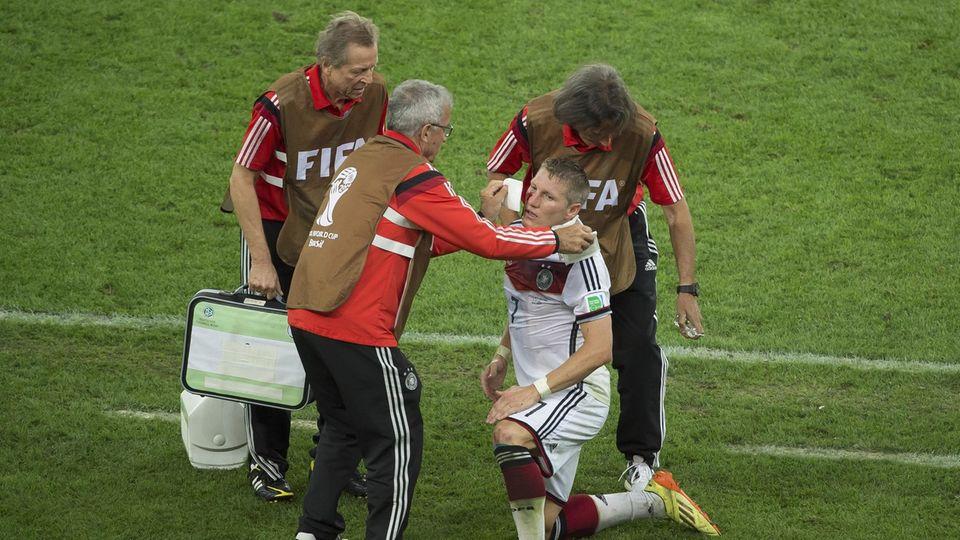 Karriere-Ende: Fünf Momente mit Bastian Schweinsteiger, die wir nicht vergessen werden