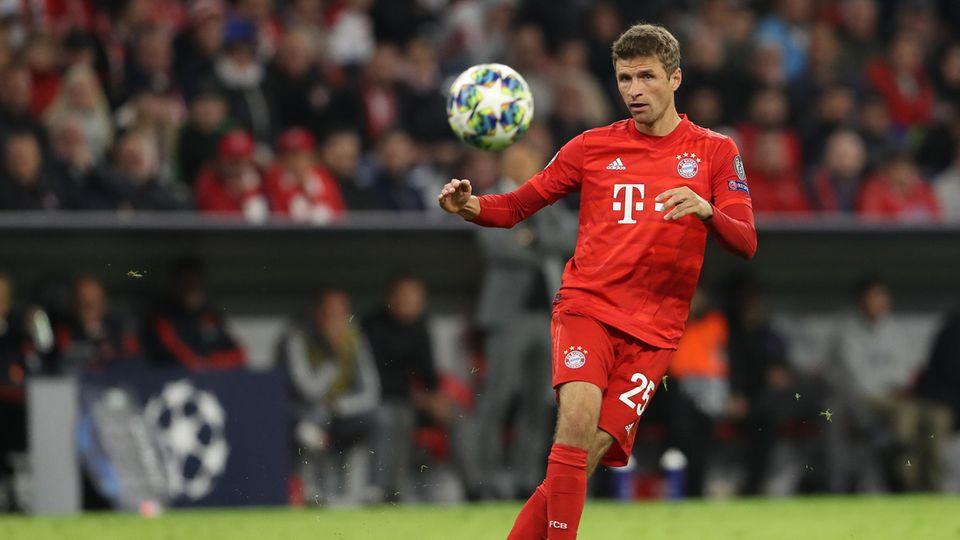 Laut einem Bericht will Thomas Müller den FC Bayern verlassen