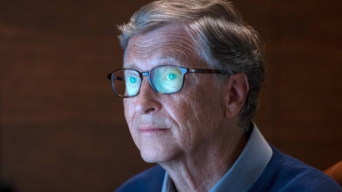 """Doku-Serie: """"Der Mensch Bill Gates"""": So chaotisch geht es im Kopf des genialen Milliardärs zu"""