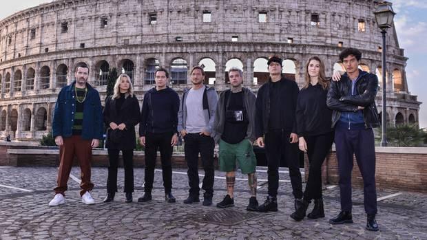 """Die Teilnehmer von """"Celebrity Hunted"""" sollen 14 Tage unerkannt durch Italien reisen und dürfen sich dabei nicht von Profi-Ermittlern erwischen lassen"""
